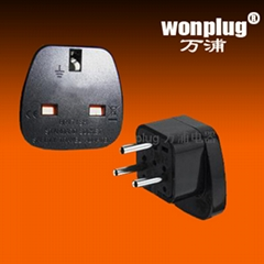 UK to South Africa Plug Adapter