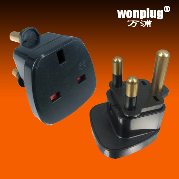 UK To South Africa/India Adapter   1