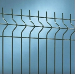 Nylofor 3D Heavy Welded mesh Security Fencing Panel