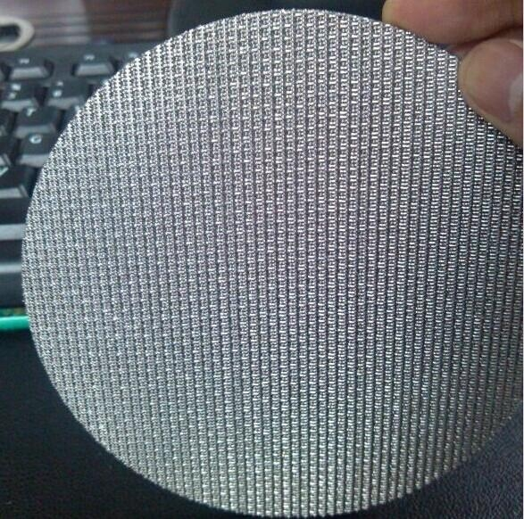 Stainless Steel Filter Cloth Wire Mesh Disc  3