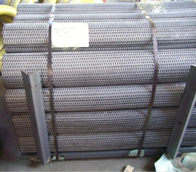 Stainless Steel Wire Mesh Conveyor Belt 4