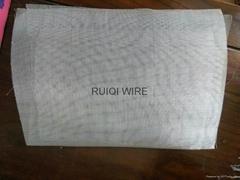 Galvanized Steel Woven Wire Mesh Sieve Wire Mesh
