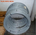 Galvanised Plain Wire High Tensile Fencing Line Wire 2.50mm 3.15mm 4.0mm 2