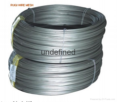 Galvanised Plain Wire Hi