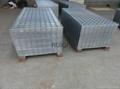 Galvanised WeldMesh Welded Steel Wire Mesh Panel