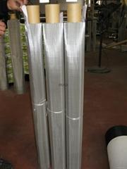 304 Stainless Steel Woven Mesh 40 60 80 100 120 Mesh