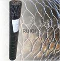 Galvanised Chicken Rabbit Wire Fencing