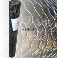 Galvanised Chicken Rabbit Wire Fencing Hexagonal Netting