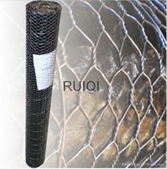 Galvanised Chicken Rabbit Wire Fencing Hexagonal Netting