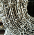 Galvanised Barbed Wire Fencing Roll