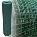 Aviary Wire Hot Dip Galvanised Weded Wire Mesh