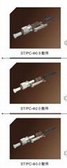 ST光纤活动连接器散件