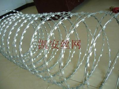 铁路专用刀片刺绳网 1