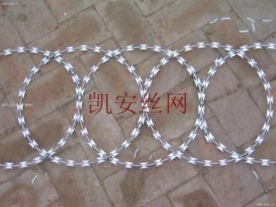 铁路专用刀片刺绳网 4