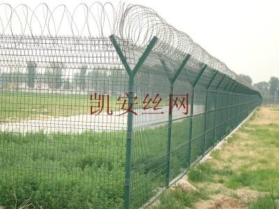 Galvanized blade barbed rope 2