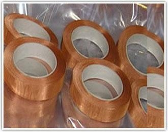 Copper stretch Copper electrode 2