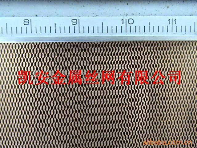 Copper electrode  Radiation resistant copper wire mesh 2