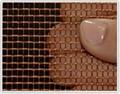 Electromagnetic shielding copper net 3