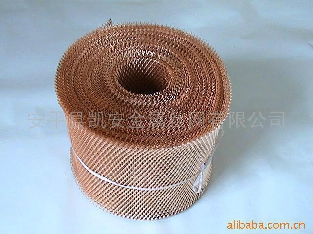 Electromagnetic shielding copper net 4