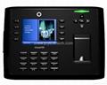 ICLOCK700 Fingerprint Time Attendance Access Control Mutli-Biometric Battary