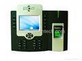 ICLOCK880 Fingerprint Time Attendance Access Control Mutli-Biometric Battary