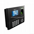 IN01-A Fingerprint Time Attendance Access Control Mutli-Biometric