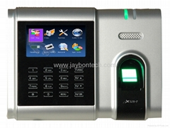 X628-TC Fingerprint Time Attendance Access Control Mutli-Biometric