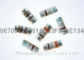 金属膜无引脚圆柱型晶圆电阻器 4
