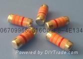 金属膜无引脚圆柱型晶圆电阻器 3