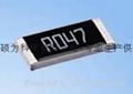 金属箔电流感测贴片电阻 2
