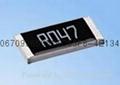 金属箔电流感测贴片电阻 4