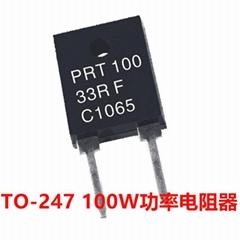 TO-247 100W无感大功率电阻
