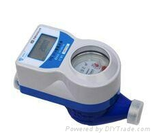卡得樂智能IC卡一體節水水控機