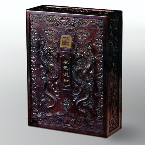 深圳红酒木盒生产厂家 1