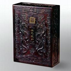 深圳紅酒木盒生產廠家