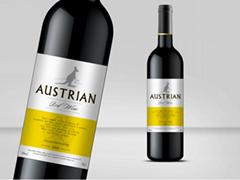 深圳红酒酒标设计生产