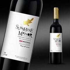深圳专业葡萄酒标签设计