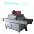 TM-UV400 Flat Silk Screen printing UV