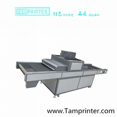 TM-UV1200 Metal UV Curing Dryer for Glass Ceramic Wood Leather textile Printing