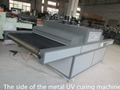 TM-UV1200 Metal UV Curing Dryer for Glass Ceramic Wood Leather textile Printing 2