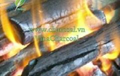 No Chemical High Calorific Longan Hardwood Charcoal BBQ Charcoal