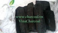 High Quality Natural Malayana Hardwood Charcoal