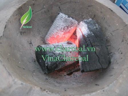 Low Ash Good Price Pomelo Softwood Charcoal  2
