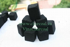 Coconut Shell Charcoal Briquettes  For Hookah Shisha