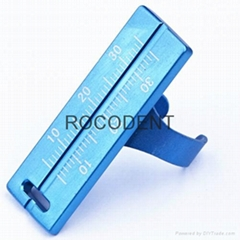 cheap dental endo ruler