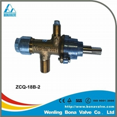 gas solenoid valve for gas heater