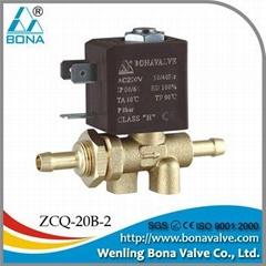6.5mm tube Co2 Argon Arc Mig Tig Automatic welding machine solenoid valve