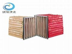 天津高溫玻纖袋式過濾網