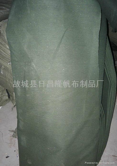 滌棉防雨帆布 1
