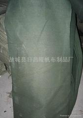 涤棉防雨帆布